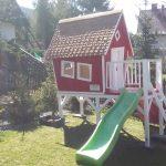domki dla dzieci, drewniane domki dla dzieci, producent drewnianych domków dla dzieci