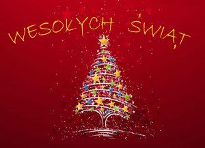 Wesołych Świąt Bożego Narodzenia życzy WoodStory