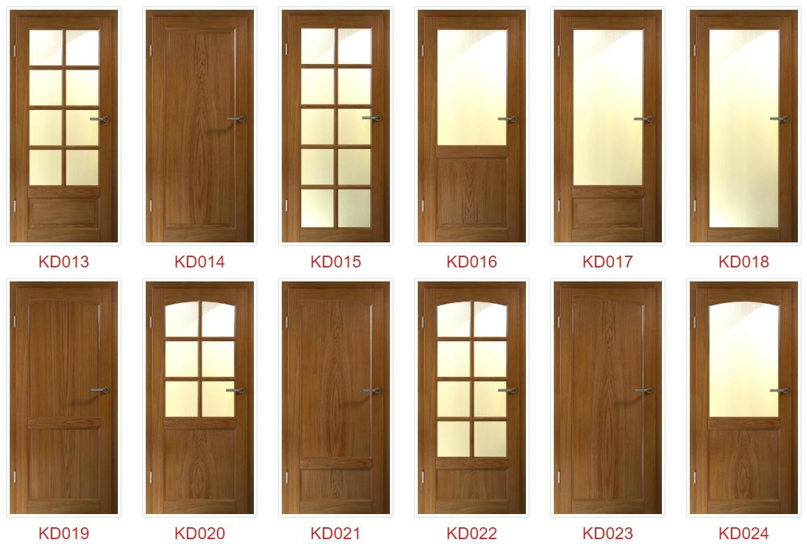 Największe zalety drewnianych drzwi
